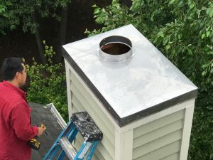 Replace Chimney Covers