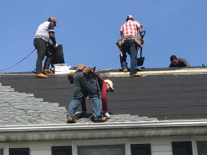 Replace Roof Shingles